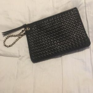 Banana Republic clutch/wristlet